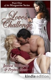 Love's Challenge cover pic